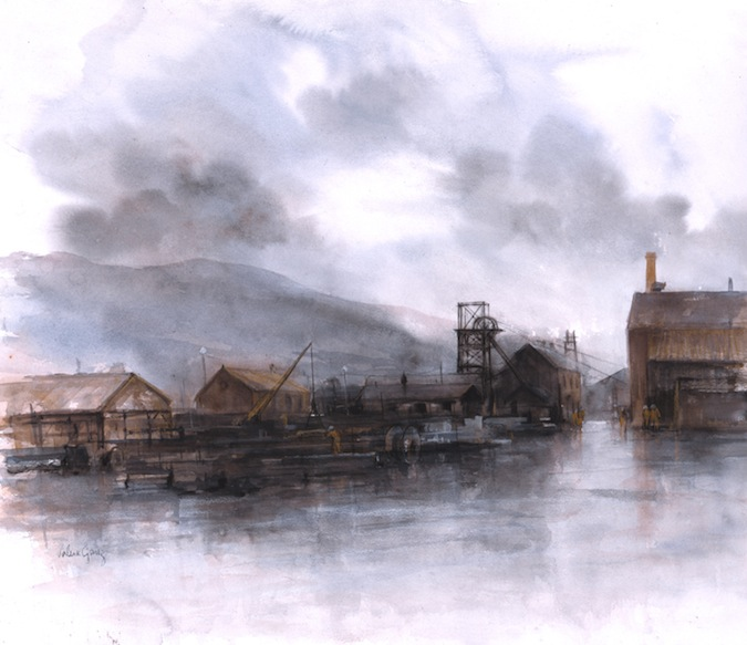 Blaenant-Colliery