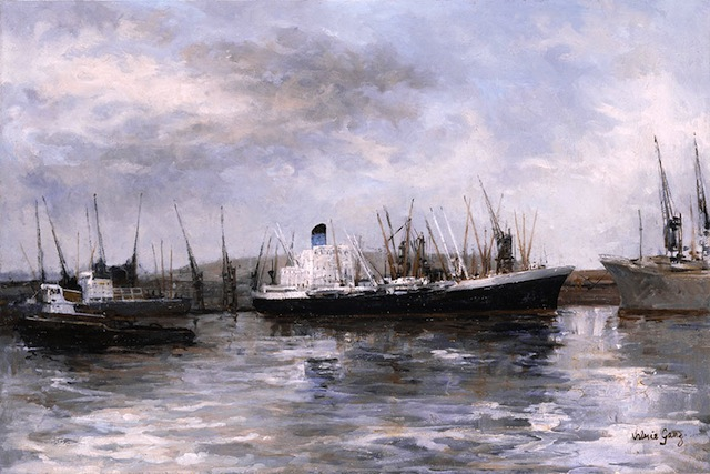 Blue Funnel Liner