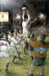 Line Out St Helens