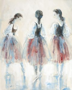 Trois Ballerines